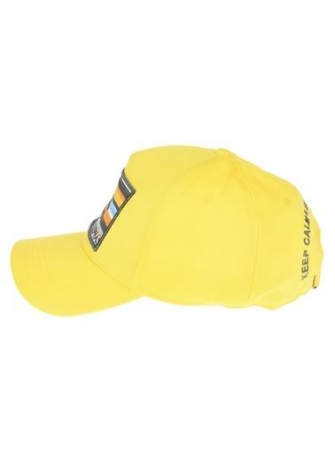 Pixter&Bro Şapka Sarı